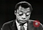 Image of James Baldwin speaks about Civil rights movement United States USA, 1963, second 49 stock footage video 65675024057