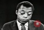 Image of James Baldwin speaks about Civil rights movement United States USA, 1963, second 50 stock footage video 65675024057