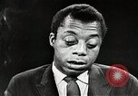 Image of James Baldwin speaks about Civil rights movement United States USA, 1963, second 51 stock footage video 65675024057
