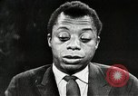 Image of James Baldwin speaks about Civil rights movement United States USA, 1963, second 52 stock footage video 65675024057