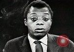 Image of James Baldwin speaks about Civil rights movement United States USA, 1963, second 53 stock footage video 65675024057