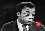 Image of James Baldwin speaks about Civil rights movement United States USA, 1963, second 55 stock footage video 65675024057