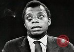 Image of James Baldwin speaks about Civil rights movement United States USA, 1963, second 60 stock footage video 65675024057