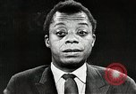 Image of James Baldwin speaks about Civil rights movement United States USA, 1963, second 61 stock footage video 65675024057