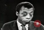 Image of James Baldwin speaks about Civil rights movement United States USA, 1963, second 62 stock footage video 65675024057