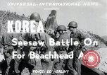 Image of Pusan Perimeter in Korean War Korea, 1950, second 3 stock footage video 65675024694