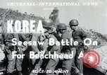 Image of Pusan Perimeter in Korean War Korea, 1950, second 5 stock footage video 65675024694