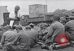Image of Rabbi Chaplain Leon Rosenberg conducts Jewish services on Iwo Jima during World War 2 Iwo Jima, 1945, second 23 stock footage video 65675026284