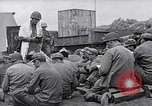 Image of Rabbi Chaplain Leon Rosenberg conducts Jewish services on Iwo Jima during World War 2 Iwo Jima, 1945, second 26 stock footage video 65675026284