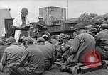 Image of Rabbi Chaplain Leon Rosenberg conducts Jewish services on Iwo Jima during World War 2 Iwo Jima, 1945, second 28 stock footage video 65675026284
