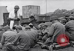 Image of Rabbi Chaplain Leon Rosenberg conducts Jewish services on Iwo Jima during World War 2 Iwo Jima, 1945, second 30 stock footage video 65675026284