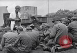 Image of Rabbi Chaplain Leon Rosenberg conducts Jewish services on Iwo Jima during World War 2 Iwo Jima, 1945, second 31 stock footage video 65675026284