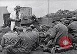 Image of Rabbi Chaplain Leon Rosenberg conducts Jewish services on Iwo Jima during World War 2 Iwo Jima, 1945, second 32 stock footage video 65675026284