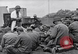 Image of Rabbi Chaplain Leon Rosenberg conducts Jewish services on Iwo Jima during World War 2 Iwo Jima, 1945, second 33 stock footage video 65675026284