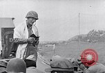 Image of Rabbi Chaplain Leon Rosenberg conducts Jewish services on Iwo Jima during World War 2 Iwo Jima, 1945, second 47 stock footage video 65675026284