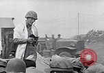 Image of Rabbi Chaplain Leon Rosenberg conducts Jewish services on Iwo Jima during World War 2 Iwo Jima, 1945, second 48 stock footage video 65675026284