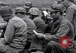 Image of Rabbi Chaplain Leon Rosenberg conducts Jewish services on Iwo Jima during World War 2 Iwo Jima, 1945, second 56 stock footage video 65675026284