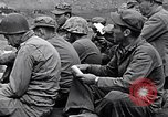 Image of Rabbi Chaplain Leon Rosenberg conducts Jewish services on Iwo Jima during World War 2 Iwo Jima, 1945, second 59 stock footage video 65675026284