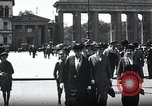 Image of Jane Addams Berlin Germany, 1915, second 8 stock footage video 65675026876