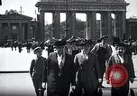 Image of Jane Addams Berlin Germany, 1915, second 9 stock footage video 65675026876