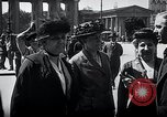 Image of Jane Addams Berlin Germany, 1915, second 15 stock footage video 65675026876
