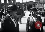 Image of Jane Addams Berlin Germany, 1915, second 17 stock footage video 65675026876