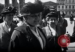 Image of Jane Addams Berlin Germany, 1915, second 18 stock footage video 65675026876