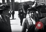 Image of Jane Addams Berlin Germany, 1915, second 19 stock footage video 65675026876