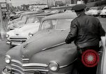 Image of pock marks on windshields Seattle Washington USA, 1954, second 12 stock footage video 65675026993