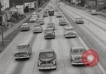 Image of pock marks on windshields Seattle Washington USA, 1954, second 43 stock footage video 65675026993