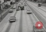 Image of pock marks on windshields Seattle Washington USA, 1954, second 46 stock footage video 65675026993