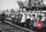 Image of French engineers France, 1917, second 58 stock footage video 65675027289