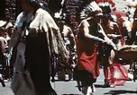 Image of 1939 Flagstaff All Indian Pow Wow Parade Arizona United States USA, 1939, second 22 stock footage video 65675027898