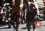 Image of 1939 Flagstaff All Indian Pow Wow Parade Arizona United States USA, 1939, second 25 stock footage video 65675027898