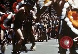 Image of 1939 Flagstaff All Indian Pow Wow Parade Arizona United States USA, 1939, second 37 stock footage video 65675027898