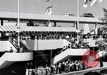 Image of ford moving mural Flushing Meadows New York USA, 1940, second 11 stock footage video 65675028519