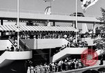 Image of ford moving mural Flushing Meadows New York USA, 1940, second 12 stock footage video 65675028519