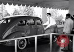 Image of ford moving mural Flushing Meadows New York USA, 1940, second 14 stock footage video 65675028519