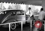 Image of ford moving mural Flushing Meadows New York USA, 1940, second 15 stock footage video 65675028519