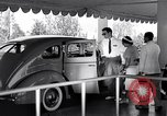 Image of ford moving mural Flushing Meadows New York USA, 1940, second 16 stock footage video 65675028519