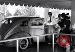 Image of ford moving mural Flushing Meadows New York USA, 1940, second 19 stock footage video 65675028519