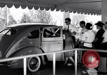 Image of ford moving mural Flushing Meadows New York USA, 1940, second 22 stock footage video 65675028519