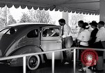Image of ford moving mural Flushing Meadows New York USA, 1940, second 23 stock footage video 65675028519