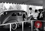 Image of ford moving mural Flushing Meadows New York USA, 1940, second 30 stock footage video 65675028519