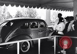 Image of ford moving mural Flushing Meadows New York USA, 1940, second 32 stock footage video 65675028519