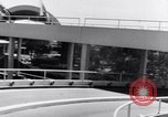 Image of ford moving mural Flushing Meadows New York USA, 1940, second 38 stock footage video 65675028519
