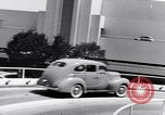 Image of ford moving mural Flushing Meadows New York USA, 1940, second 42 stock footage video 65675028519