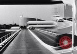 Image of ford moving mural Flushing Meadows New York USA, 1940, second 48 stock footage video 65675028519