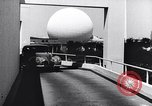 Image of ford moving mural Flushing Meadows New York USA, 1940, second 59 stock footage video 65675028519