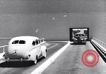 Image of ford moving mural Flushing Meadows New York USA, 1940, second 62 stock footage video 65675028519
